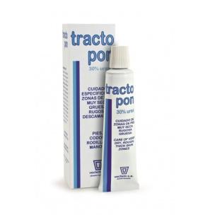 Tractopon 30% Urea Crema Pies (Tubo 40) ml