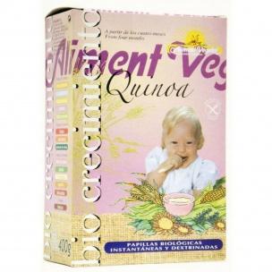 Cereales Ecológicos Quinoa Aliment Vegetal (400g)