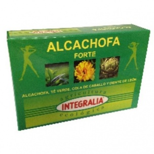 Alcafofa Forte Integralia (60 cap)