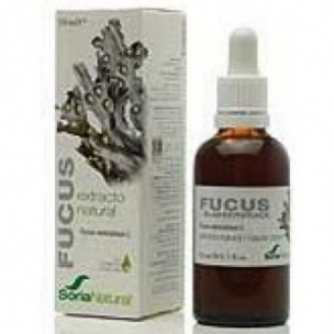 Extracto fucus Soria Natural (50 ml)