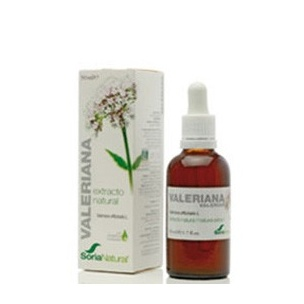 Extracto de Valeriana Soria Natural (50 ml)