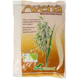 Salvado de Avena Micronizado Soria Natural (250g)