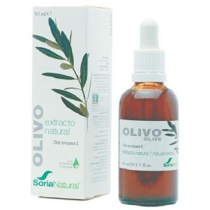Extracto Olivo Soria Natural (50ml)