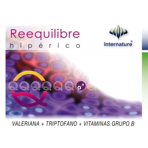 Reequilibre Hipérico Internature (30 cáp)
