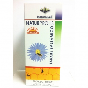Naturprólis Jarabe Internature (250 ml)