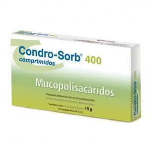 Condrosorb 400 CS (30comp)