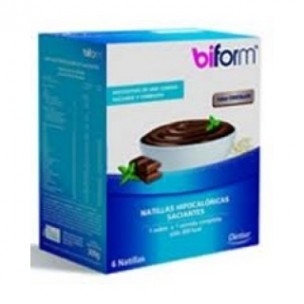 Biform Natilla Chocolate (6 sobres)