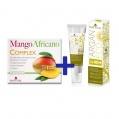 Pack Natysal Mango Africano + Solar Argán Eco FPS 40+(60 cap.+50 ml)