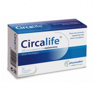 Pharmadiet Circalife Melatonina (30 compr. de 300 mcg)