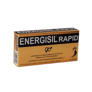 Energisil Rapid (30 cáp.)