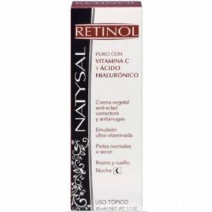 Natysal Crema Retinol (50 ml)