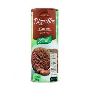 Galletas Digestive Cacao Santiveri (200g)