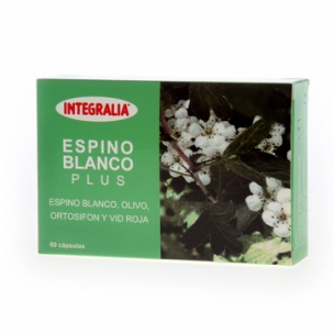 Espino Blanco Plus Integralia (60 cáp.)