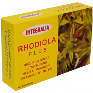 Rhodiola Plus Integralia (60 cáp.)