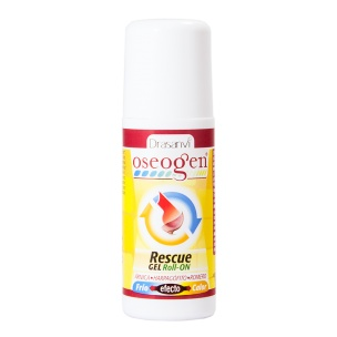 Oseogen Rescue Gel Roll-on Efecto Frío-Calor Drasanvi (60ml)