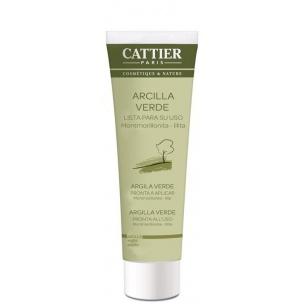 Cattier Arcilla Verde (400 gr.)