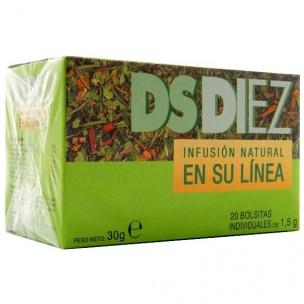 DS Diez Infusión (20 Filtros)