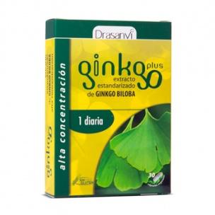Ginkgo Plus Drasanvi (30cap)