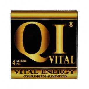 QI Vital Energy (4 cáp.)