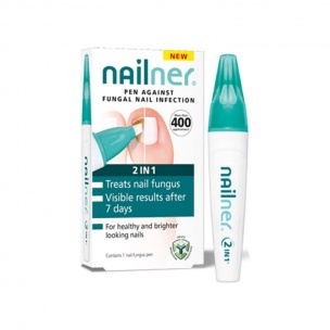Nailner Repair Lápiz 2 en 1 para Hongos (4 ml)