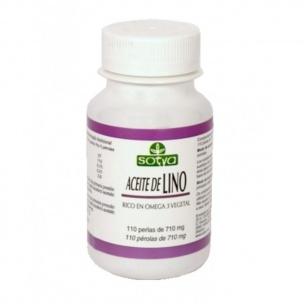 Sotya Aceite de Lino (110 perlas de 710 mg)