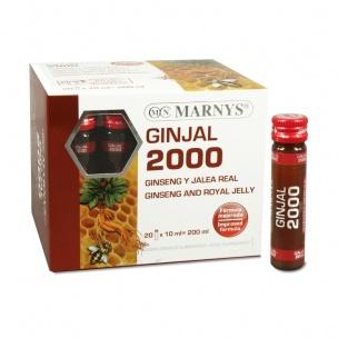 Ginjal 2000 mg Marnys (20 viales )
