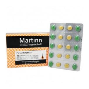 Martín 30 + 30 comp Nuggela y Sulé