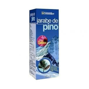 Ynsadiet Jarabe de pino con Echinacea (250 ml)