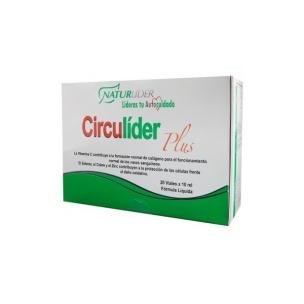 Circulíder Plus Naturlíder (20 viales de 10 ml)