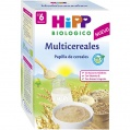 Multicereales Hipp Biológico 6+meses (400 g.)