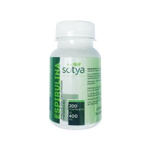 Sotya Espirulina ( 200 compr. de 400 mg.)