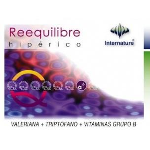 Reequilibre Hipérico Internature (60 cáp.)