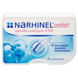 Aspirador Nasal Narhinel Confort Rhinomer Baby