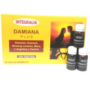 Damiana Plus Integralia (20 viales)