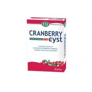 Esi Cranberry Cyst (30 compr. de 40 mg Pac´s)