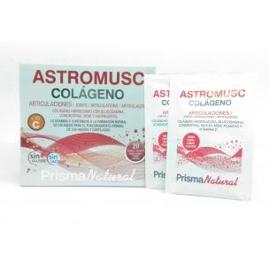 Astromusc Colágeno Articulaciones Prisma Natural (20 sobres)