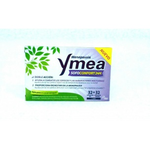 Ymea Sofoconfort 24h Menopausia (32 cap día + 32 cap noche)