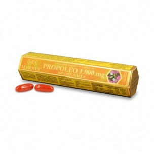 Propoleo 1000 mg con Equinacea Marnys (30 cap)
