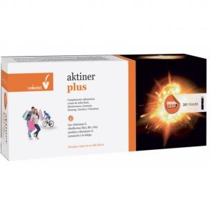 Aktiner Plus Novadiet (20 viales)