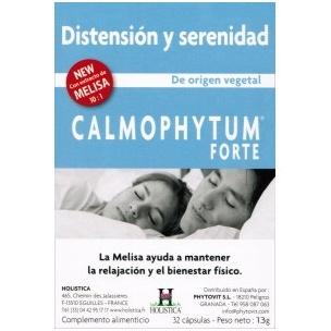 Calmophytum Forte Holistica (32 cáp.)