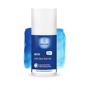 Desodorante Roll On 24 H Homme Weleda (50 ml)