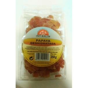Papaya Deshidratada Int- Salim (250 gr.)