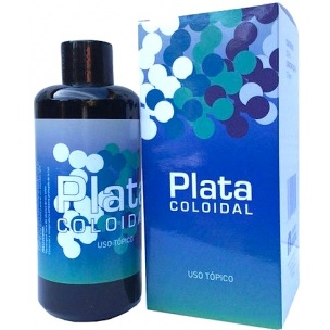 Argenol Plata Coloidal 120 PPM (200ml)
