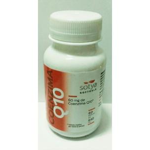 Coenzima Q10 Sotya (60 perlas de 30 mg.)