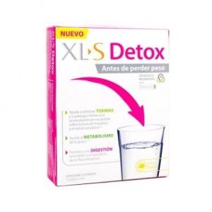 Xls Detox ANtes de perder peso (8 sobres)