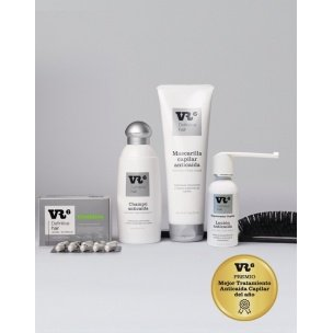 Vr6 Definitive Hair Tratamiento Completo (1 mes)
