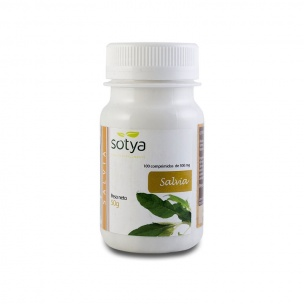 Sotya Salvia 100 compr. de 500 mg