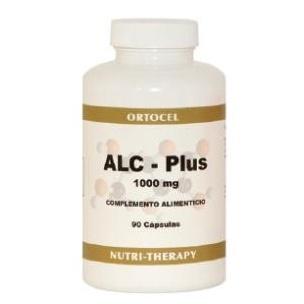 ALC plus 1000mg ORTOCEL NUTRI-THERAPY (90 cap)