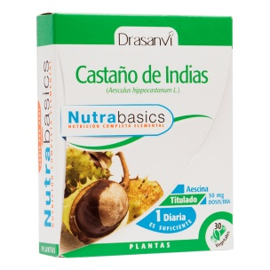 Drasanvi Castaño de Indias (30 cáp.)