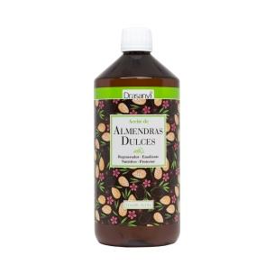 Aceite de almendras dulce Drasanví (1 L.)
